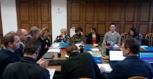 Nyomelem NVKP projektindító megbeszélés, 2017. január 19.